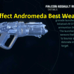 Mass Effect Andromeda Best Weapons Of All Time