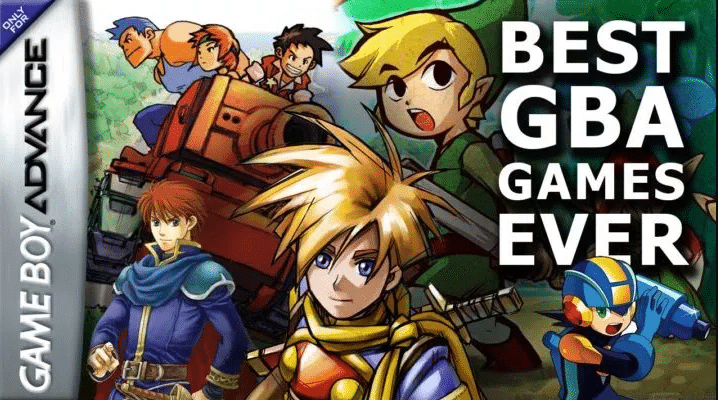 All Time Best GBA Games
