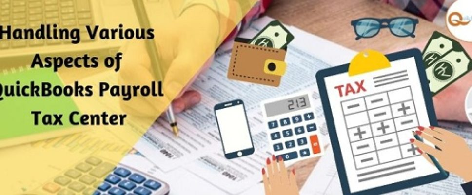 Handling-Various-Aspects-of-QuickBooks-Payroll-Tax-Center