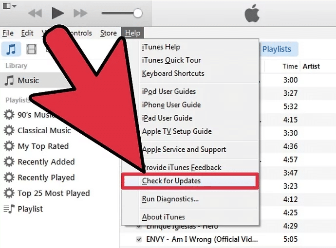 How To Update Itunes On Windows