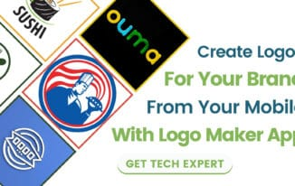 Create Logo for your Business and Brand from your Smartphone