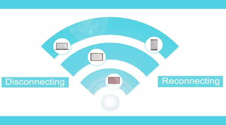Wi-Fi Keep Disconnecting – How to fix it?