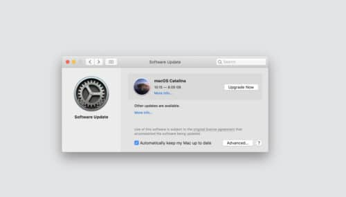 MacOS Upgrade- How To Gear Up For The Next Version