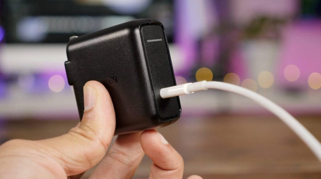 Get a New Charger if Needed