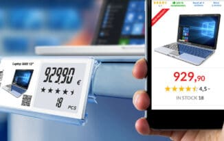 Digital Price Tags- The New Opportunity For Retail Innovation