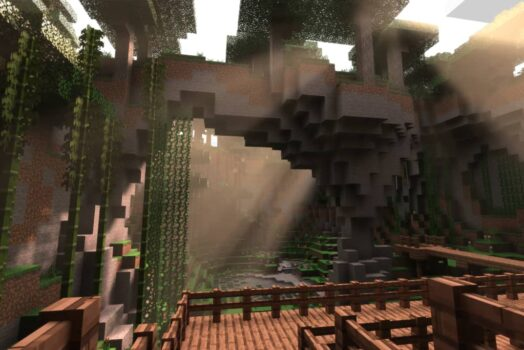 Minecraft With Ray Tracing Almost Looks Like Minecraft 2